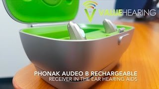 Phonak Audeo B Rechargeable (B-R) Overview
