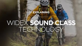 WIDEX UNIQUE SOUND CLASS TECHNOLOGY