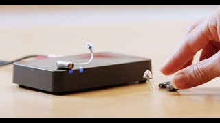 How to Pair and Unpair the hearing aids with the TV A