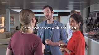Introducing Oticon Xceed | The world's most powerful hearing aid