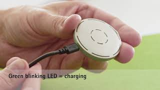 Roger Select - How to charge with power supply
